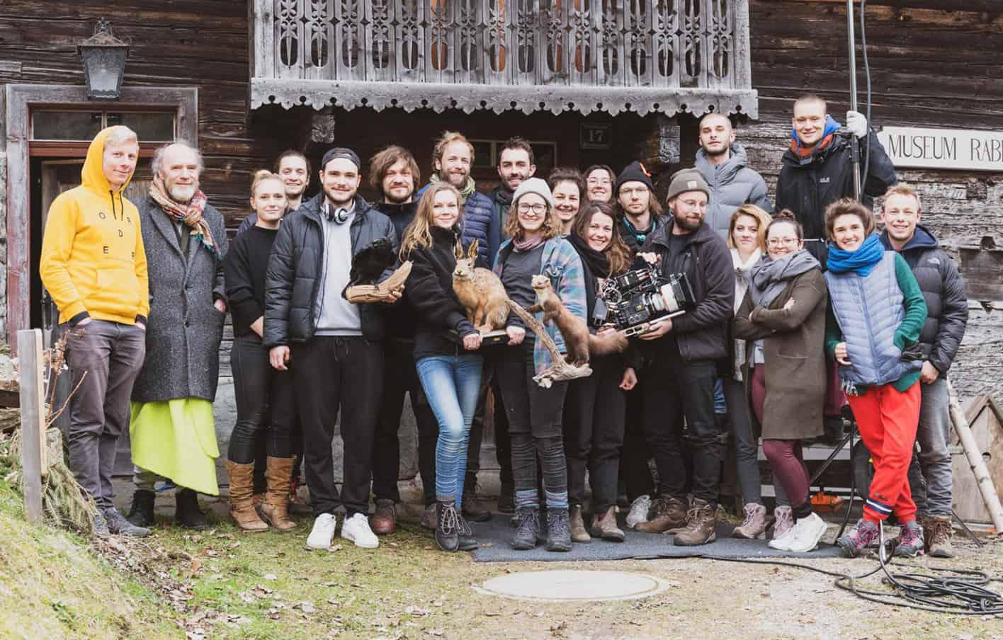 Unterstützung Kurzfilmprojekt der Film Universität Babelsberg